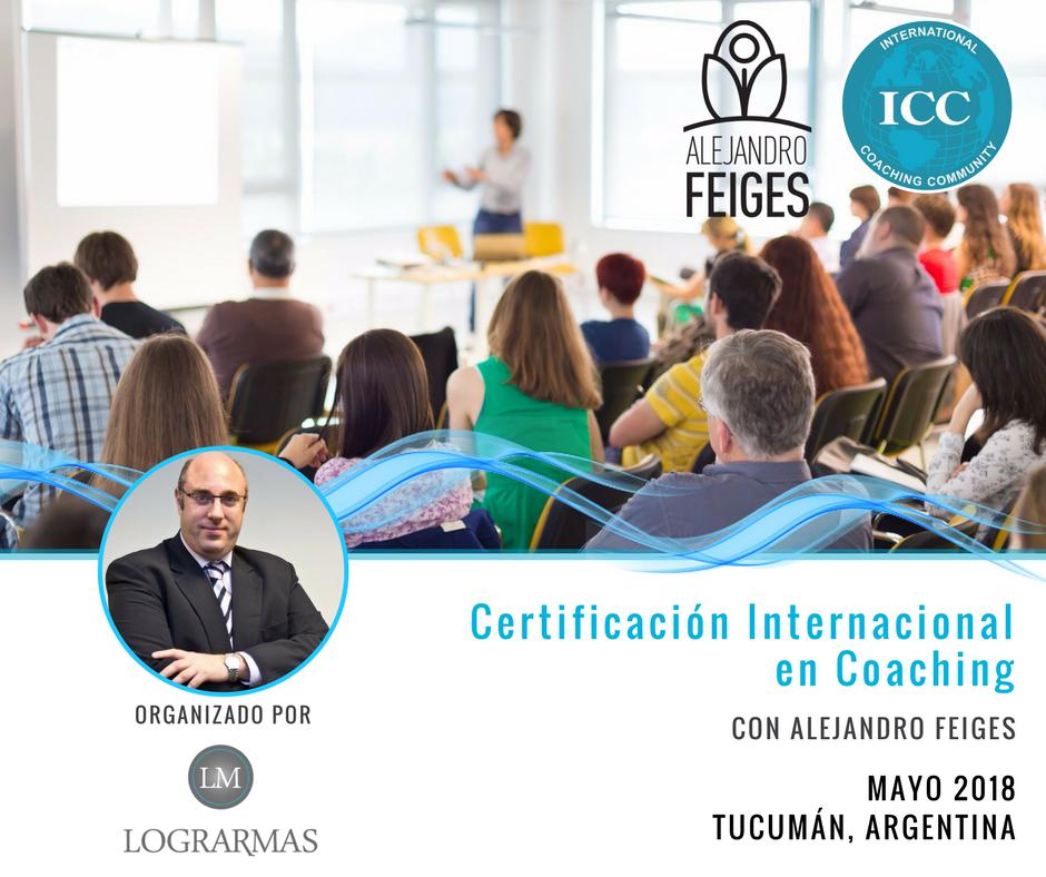 Certificación Internacional en Coaching - Tucumán
