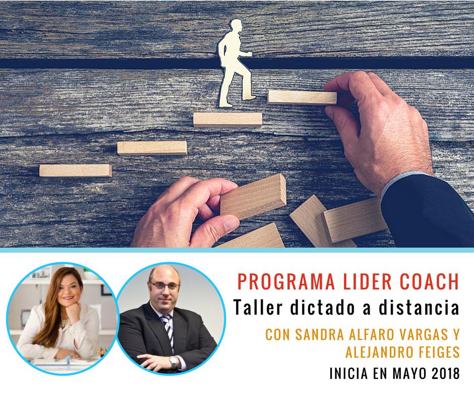 Programa Lider Coach - A distancia