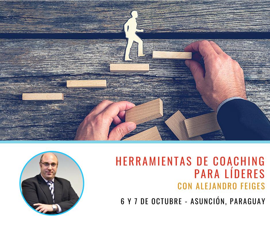 Herramientas de Coaching para Líderes (Paraguay)
