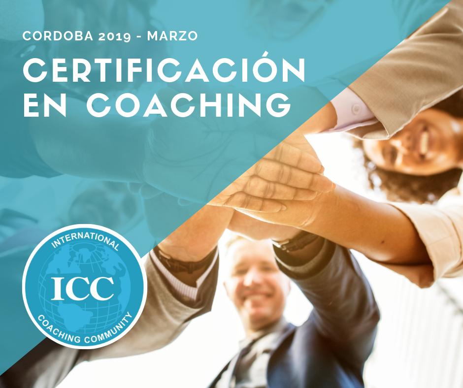 Certificación Internacional en Coaching