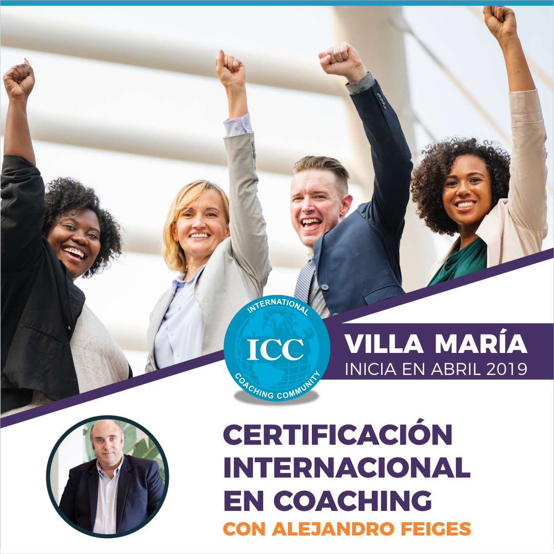 Certificación Internacional en Coaching - Villa Maria