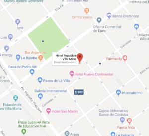 Hotel Republica - Villa Maria