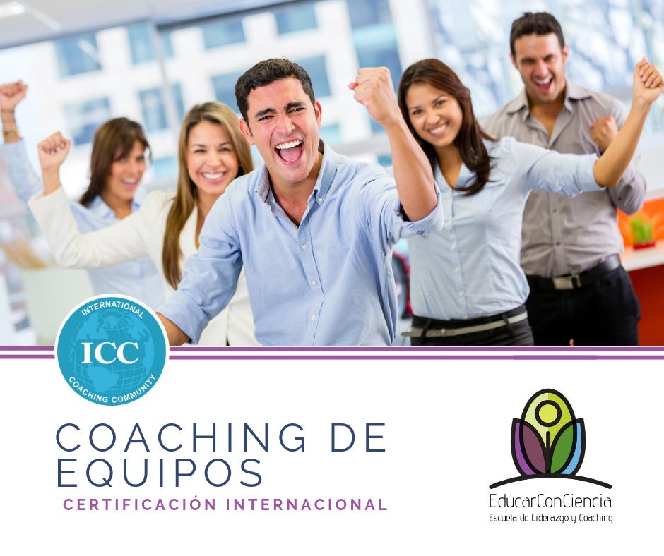 Certificación Internacional en Coaching de Equipos (Córdoba)