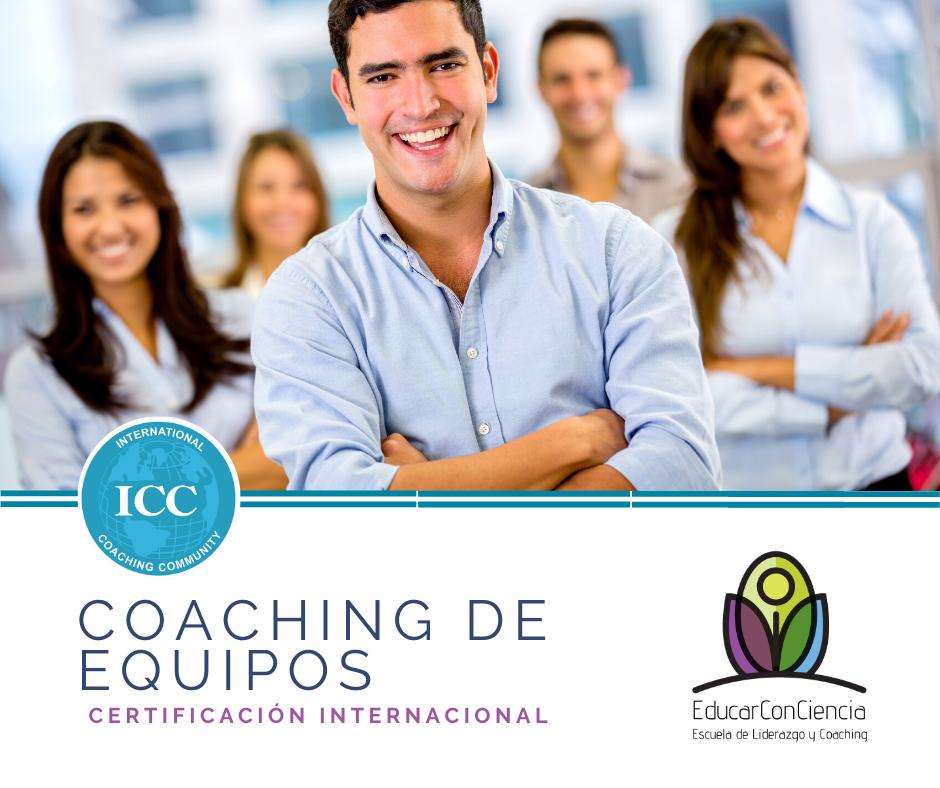 Certificación Internacional en Coaching de Equipos Online - Paraguay