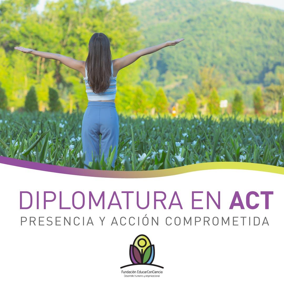 ACT - Diplomatura en Terapia de Aceptación y Compromiso