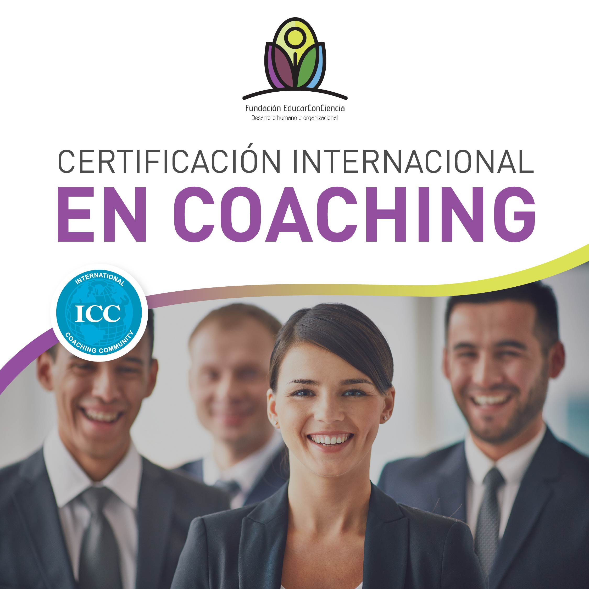 Certificación Internacional en Coaching 2021