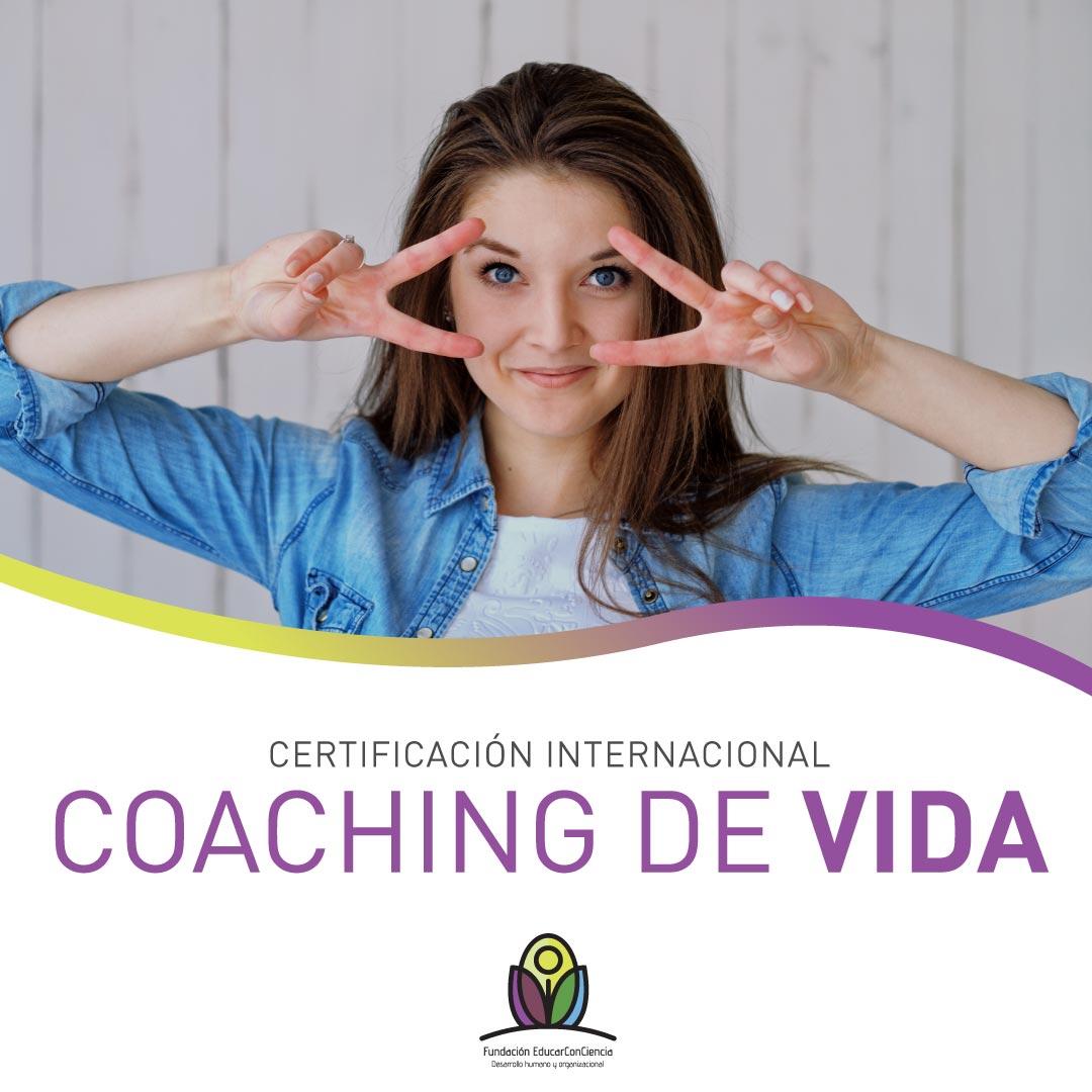 Certificación Internacional en Coaching de Vida