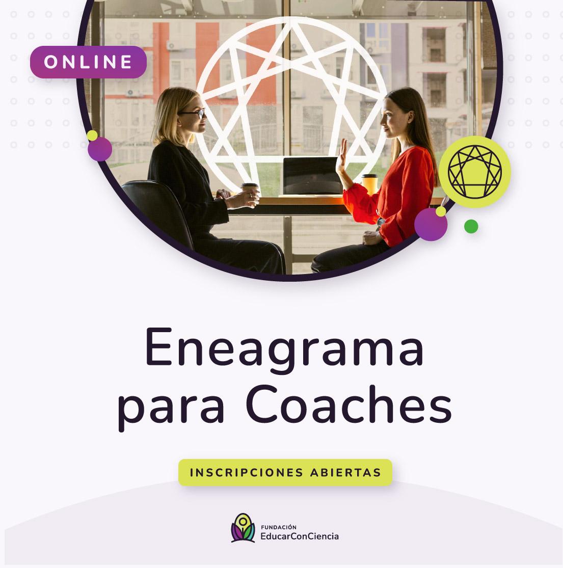 Eneagrama para Coaches - Modalidad Online